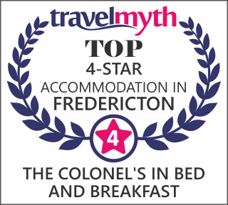 Fredericton 4 star hotels