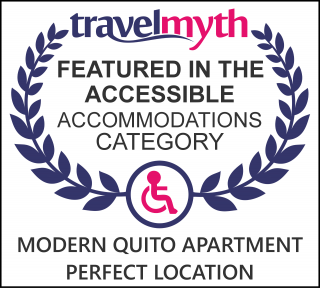 accessible hotels in Quito