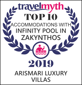 infinity pool hotels in Zakynthos