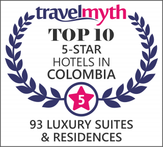 Colombia 5 star hotels