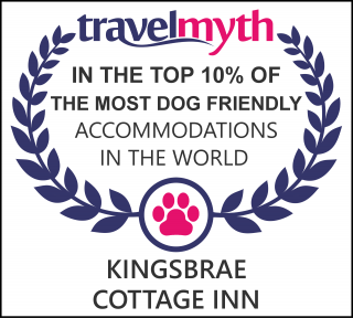 best dog friendly hotels in Saint Andrews