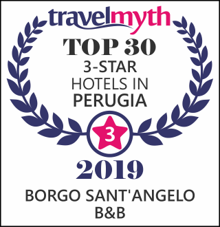 Perugia hotels 3 star