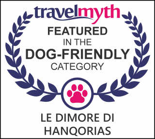 Le dimore di Hanqorias pet friendly