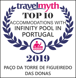 hotels with infinity pool in Portugal