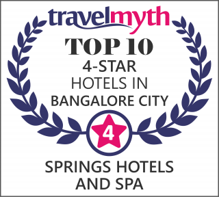 4 star hotels in Bangalore City