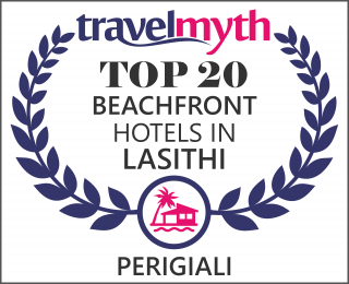beachfront hotels in Lasithi