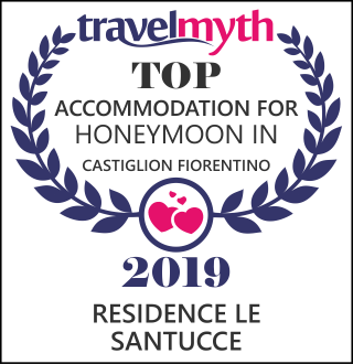 hotels for honeymoon Castiglion Fiorentino