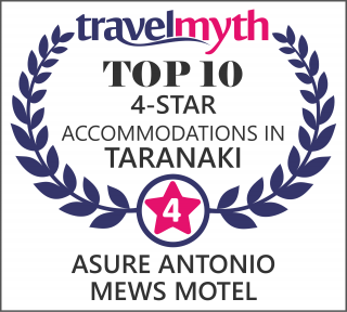 Antonio Mews Motel - Taranaki 4 star hotels