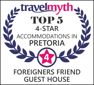 4 star hotels Pretoria