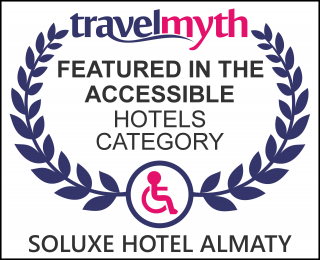 accessible hotels Almaty