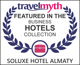 hotels for business travellers Almaty