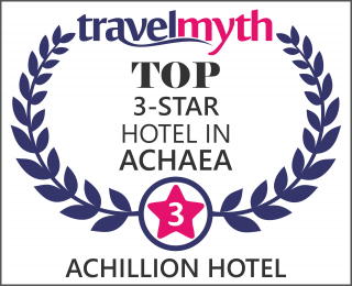 Achaea 3 star hotels