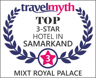 Samarkand 3 star hotels