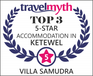 5 star hotels in Ketewel