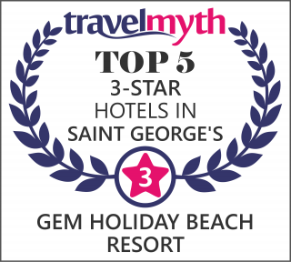 3 star hotels in Saint George's