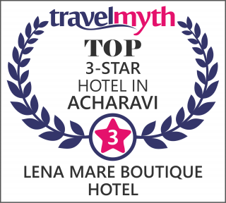 Acharavi 3 star hotels