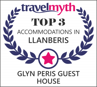 glyn peris guest house award
