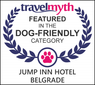 dog friendly hotels Belgrade