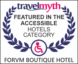 accessible hotels Trieste