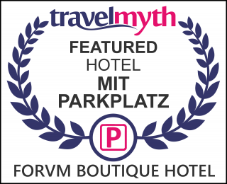hotels mit parkplatz in Triest