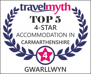 Carmarthenshire 4 star hotels