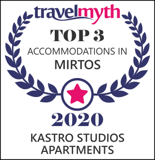 hotels in Mirtos
