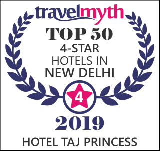 4 star hotels in New Delhi