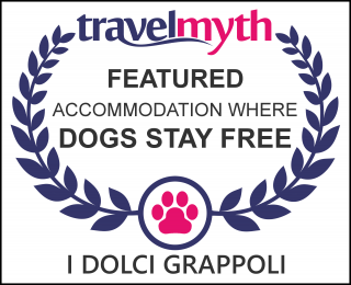 Larino hotel where dogs stay free