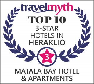 Heraklio 3 star hotels