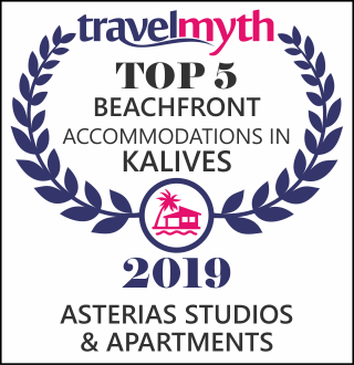 beachfront hotels in Kalives (Chania)