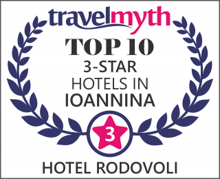 3 star hotels in Ioannina