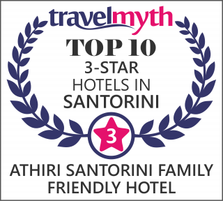Santorini 3 star hotels