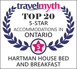 5 star hotels in Ontario