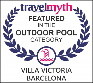 hotels with outdoor swimming pool in Barcelona