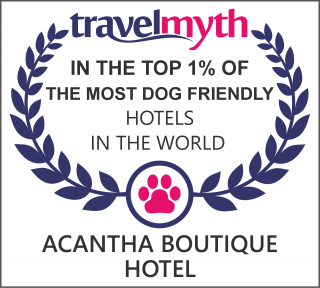 Ereikoussa dog friendly hotels