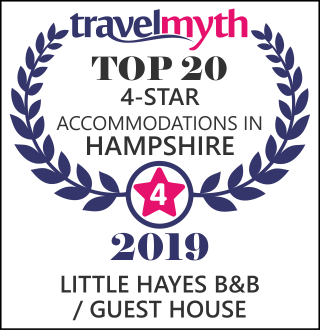 Hampshire 4 star hotels