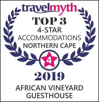 4 star hotels Northern Cape