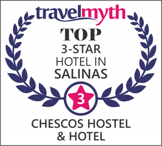 Salinas 3 star hotels