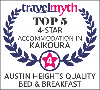 4 star hotels in Kaikoura
