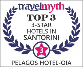 3 star hotels in Santorini