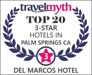 Palm Springs 3 star hotels