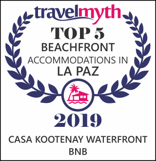 beachfront hotels in La Paz