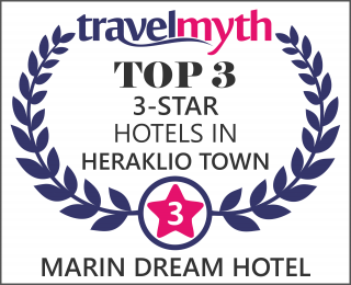 3 star hotels in Heraklio Town