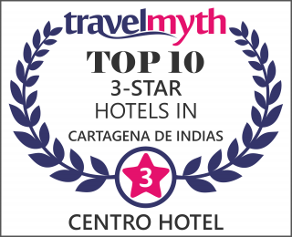 Cartagena de Indias 3 star hotels