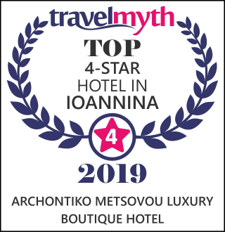 4 star hotels in Ioannina