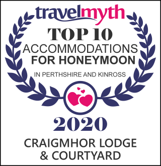 hotels for honeymoon in Perthshire and Kinross