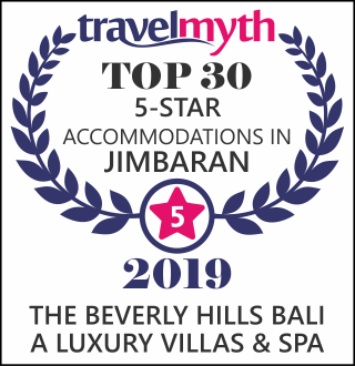 5 star hotels Jimbaran