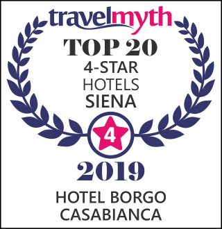 4 star hotels Siena