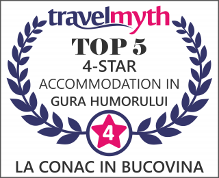 4 star hotels in Gura Humorului