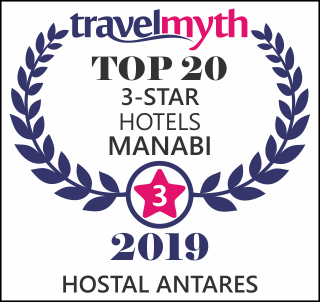 3 star hotels Manabi